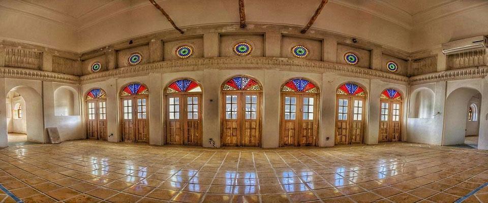 خانه حاج آقاعلی ، بزرگترین خانه خشتی دنیا رفسنجان