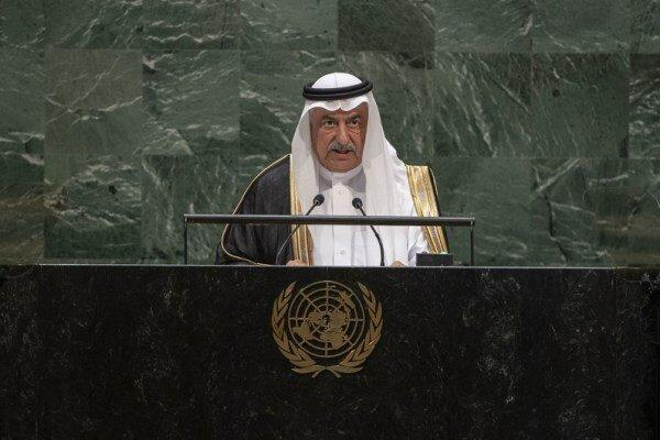 وزیر خارجه سعودی: عربستان هرگز بانی جنگ نبوده است!