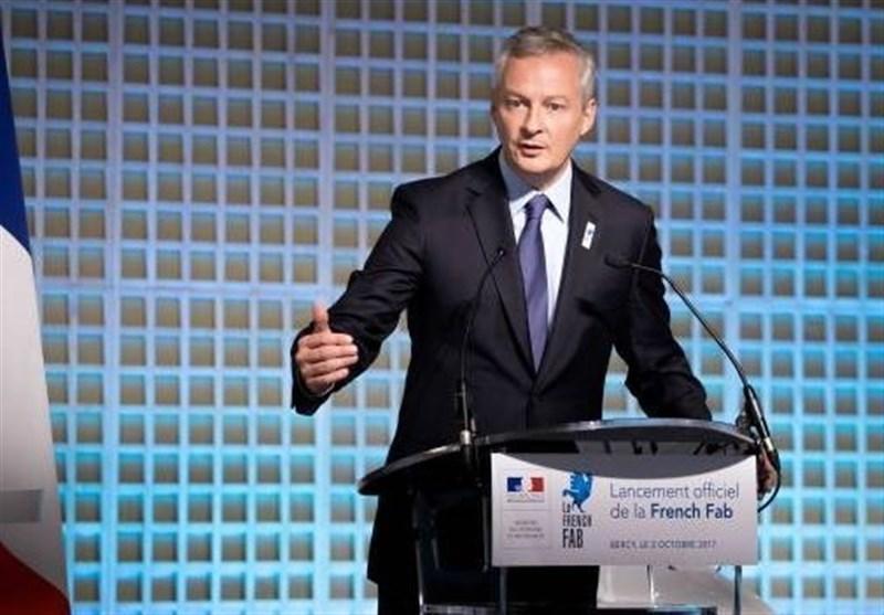 فرانسه: آمریکا را برای معافیت بعضی شرکت های فرانسوی فعال در ایران تحت فشار قرار می دهیم