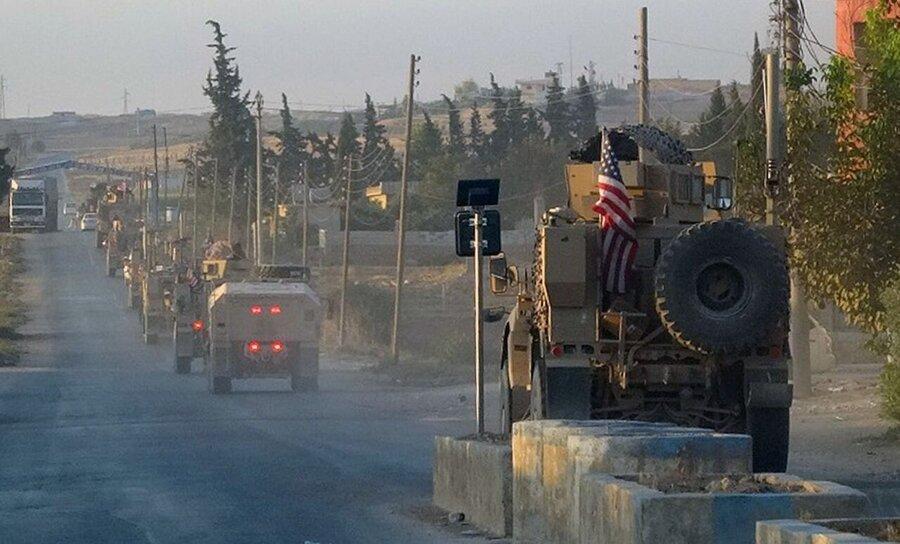 ترامپ: آمریکا هرگز نباید درگیر جنگ های خاورمیانه می شد