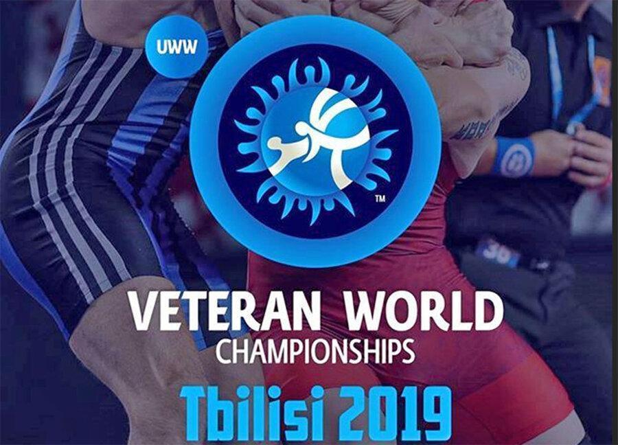 کشتی آزاد پیشکسوتان دنیا ، قهرمانی ایران با کسب 25 مدال