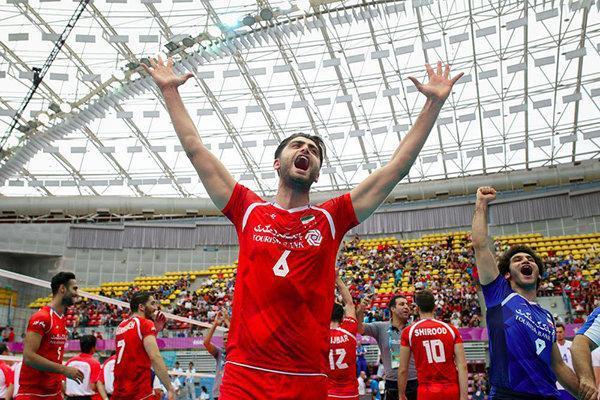شگفتی تیم والیبال دانشجویان ایران، شاگردان آرمات به فینال رسیدند