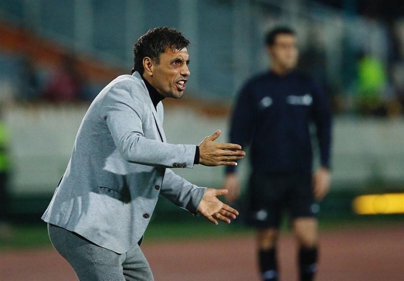 خطیبی: فدراسیون فوتبال با هواداران پرسپولیس برخورد کند، حلالشان نمی کنم!