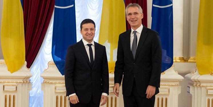 رئیس جمهور اوکراین خواستار همکاری نزدیک تر با ناتو شد