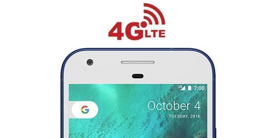 کاربران گوگل پیکسل در ارتباط LTE مشکل دارند!