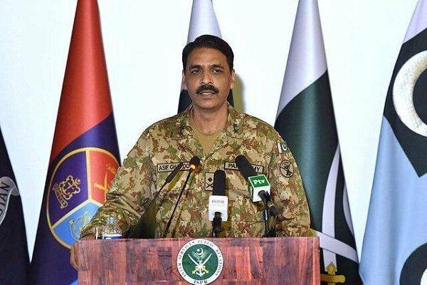هشدار ارتش پاکستان به معترضان ضد دولتی