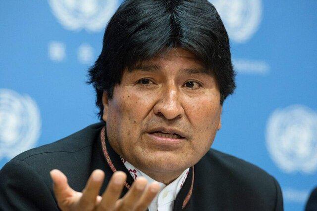 فرمانده ارتش بولیوی: مورالس استعفا دهد