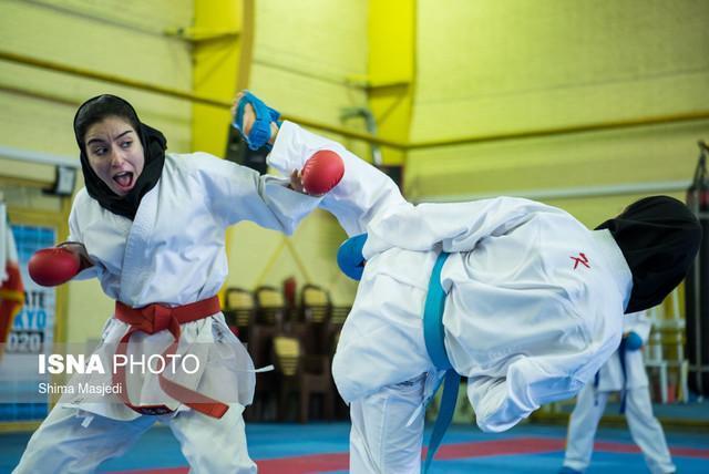 حریفان نمایندگان ایران در لیگ جهانی کاراته وان ژاپن شناخته شدند