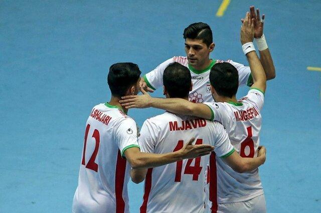 شروع رسمی اردوی تیم ملی فوتسال از صبح چهارشنبه