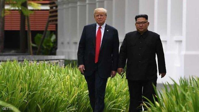 ترامپ با اون در مرز دو کره دیدار می کند