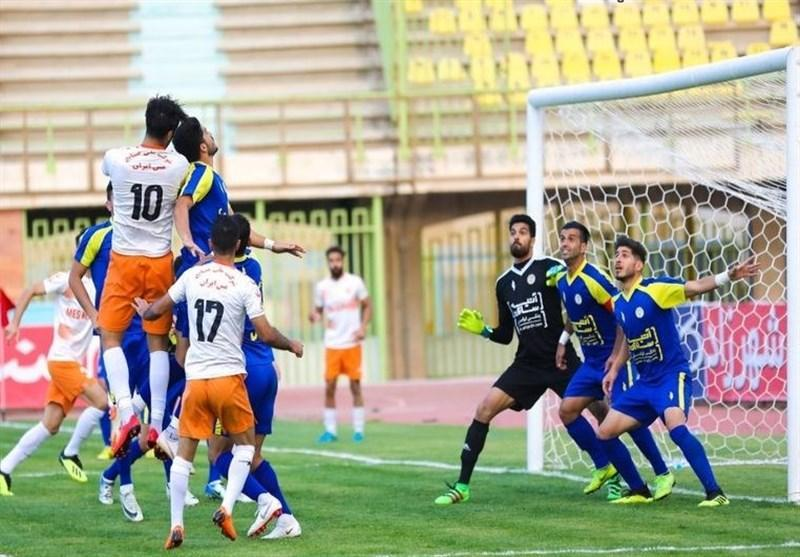 لیگ دسته اول فوتبال، پیروزی آلومینیوم و خوشه طلایی در روز توقف مدعیان، بادران حریفش را به چهارمیخ کشید