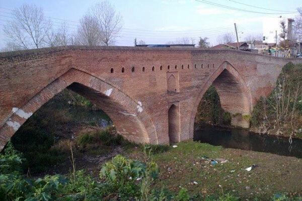 آشنایی با پل تاریخی گازروبار، صومعه سرا