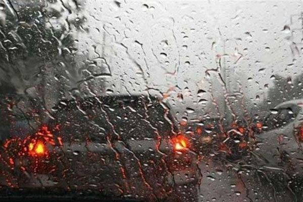 بارش ها در تهران به 50 میلیمتر رسید