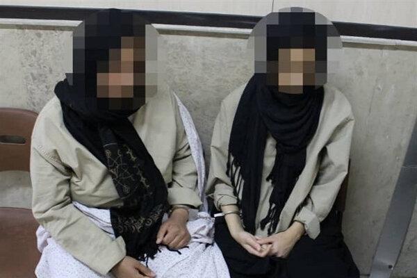 دستگیری 3 زن شیاد در اهواز