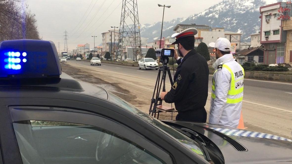 جلوگیری از تردد 607 تبعه خارجی در ورودی خراسان رضوی