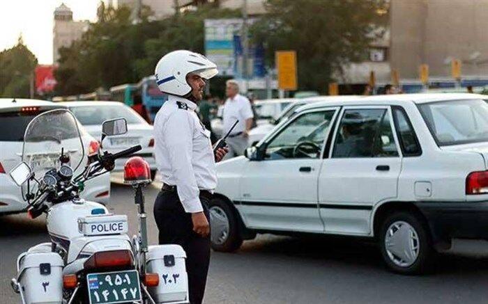 خبرنگاران 900 خودرو متخلف در یزد اعمال قانون شدند