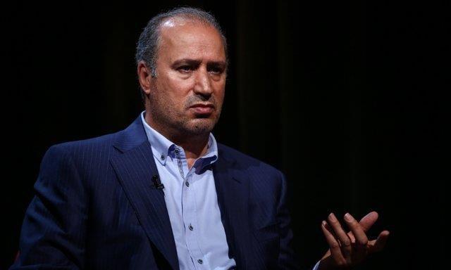 بازگشت مهدی تاج به ایران
