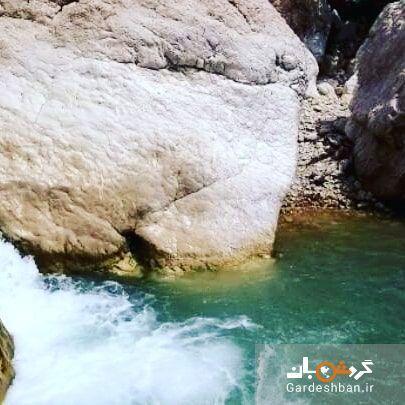 تنگه پرستو هرمزگان؛مکانی خنک برای تفریح و شنا، عکس