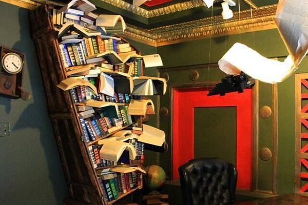 عجیب ترین کتابفروشی های جهان