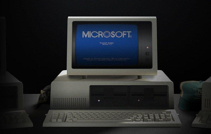 ویندوز 35 ساله شد؛ نگاهی دوباره به اولین نسل این سیستم عامل
