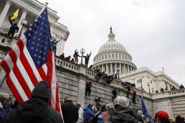 حمله به کنگره آمریکا ده ها هزار جمهوریخواه را از این حزب فراری داد