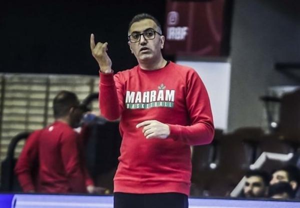 آرزومندی: رسمی که در بسکتبال ایران ایجاد شده درست نیست، نوع دفاع بازیکنان نفت خطاست
