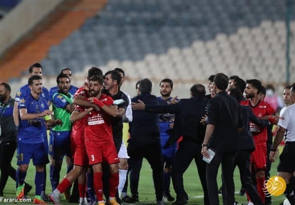 محرومیت در انتظار بازیکنان پرسپولیس، استقلال و سپاهان