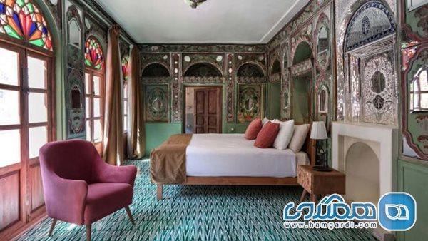 بازتاب هتل های خاص ایران در رسانه آمریکایی